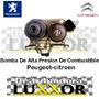 Bomba De Alta Presion De Combustible - Peugeot - Citroen