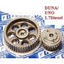 Juego De Engranajes De Distribucion Fiat Duna/uno 1.7 Diesel
