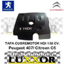 Tapa Cubremotor Hdi 138 Cv 407 / Citroen C5