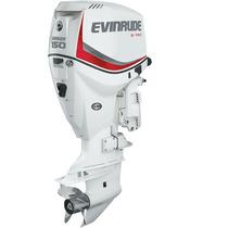 Motor Fuera De Borda Evinrude Etec 150 Hp Dsl Bajo Consumo
