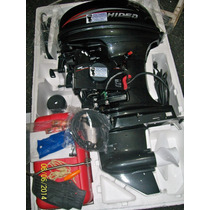 Fuera Borda Yamaha Parsun Powertec Hidea 40 Hp Con Comandos