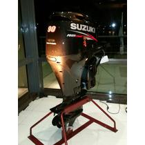 Motor Suzuki 90hp 4t., Mercury, No Yamaha