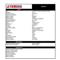 Yamaha Motor Fuera De Borda 2 Tiempos E8dmhs En Motolandia!