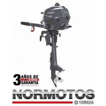 Motor Yamaha 2.5 Hp 4 Tiempos Ver Oferta De Contado Normotos