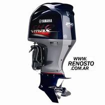 Motores Yamaha 250hp 4t V-max - 4169cc Super High Output