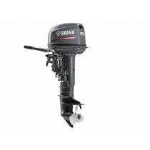 Motor Fuera De Borda 25 Hp 2t Yamaha - Casa Tavella