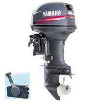 Fuera De Borda 40hp 2t Power Trim Yamaha Palermo Bikes