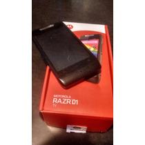 Excelente Motorola Razr D1 Libre Tv Completo En Caja