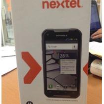 Celular Dualsim Nextel Claro Personal Motorola Xt626 Nuevo