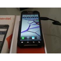 Celular Motorola Moto Iron Libre Claro Personal 3g Movistar