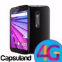 Motorola Moto G3 Generacion 4g 13mp Libre! Garantia Belgrano