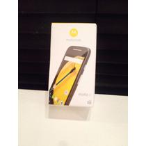 Motorola E 2da Generacion 4g Para Personal