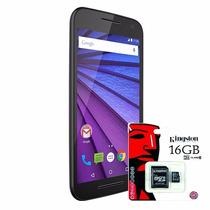 Motorola Moto G3 Xt1543 Xt1540 3ra Gen. Lte 4g+ 16gb C10!!!!