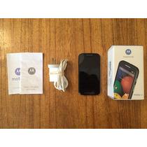 Motorola Moto E Xt1021 Perfecto Estado + Para Claro + Caja