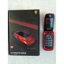 Celular Nextel Ferrari Rojo Edicion I890 En Caja Nuevo 0km