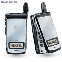 Nextel I830 Silver Como Nuevo Impecable De Estado Uso Nextel