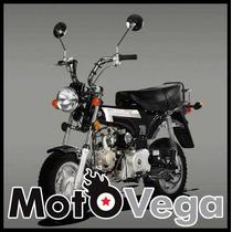 Moto Mondial Dax 70 0 Km Motovega Financio Con Dni