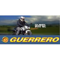 Guerrero Queen Gc 200 Okm 2015 Agencia De Fabrica - Garantia