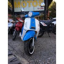 Zanella Mod Lambretta 150, Estilo Vintage Nueva Version 2014