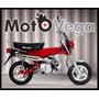 Motomel Max 110 Tipo Mondial Dax 110cc Motovega
