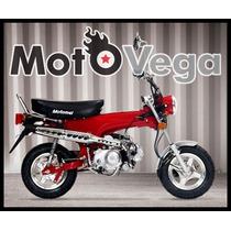 Motomel Max 110 Llantas Aleacion Freno Disco Motovega
