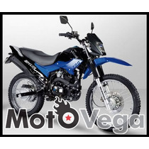 Motomel Skua 200 Enduro Motovega - Plan Ahora12-