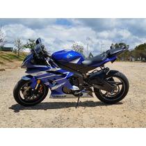 Yamaha R6r - 2012 - Como Nueva