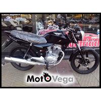 Motomel Cg 150 S3 Full Llantas Aleacion Freno Disco Motovega