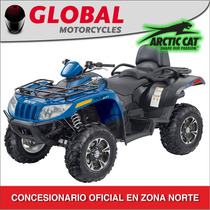 Arctic-cat - Atv Recreation Trv700xt 2up- Global Motorcycles