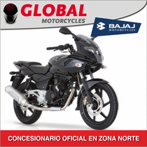 Bajaj Rouser 220f 0km 2014 Global Motorcycles