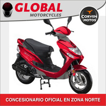 Corven Expert 80l- Ent. Inmediata- Global Motorcycles