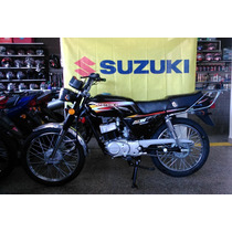 Moto Suzuki Ax 100 *2015* 12 Cuotas Ahora 12
