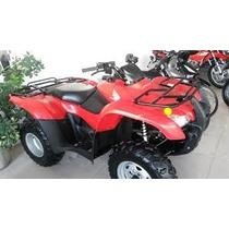 Honda Trx 420 Te 4x2 0 Km.secuencial-tablero Bb Motonautica