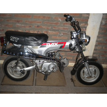 Honda Dax St 70 Nueva Impecable