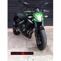 Kawasaki Er 6 Permuto !! Puntomoto !! 4641-3630