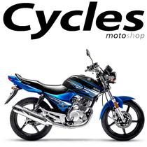 Yamaha 125 Ybr Full 0 Km 2015 Nueva Linea Hasta 30 Cuotas