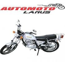 Suzuki Gn 125 0km 2016 Automoto Lanus