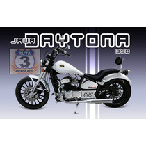 Jawa Daytona 350-el Mejor Precio! Entrega Hoy ! Ruta 3