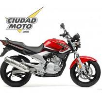 Yamaha Ybr 250 Ciudad Moto