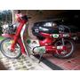 Ciclomotor 80 Cc 2 Tiempos Con Mezclador De Aceite/nafta