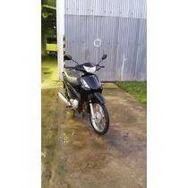 Honda Biz 125cc Negra Año 2013 Como Nueva!!!