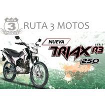 Corven Triax 250 R3 - Linea 2016 ! <ruta 3 Motos>