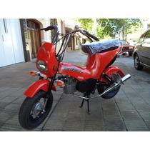 De Coleccion Ciclomotor Mopedy Minihooper 97 Año 0 Km Juki