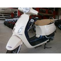 Zanella Exclusive 150 Z3 Styler Retro Vespa Vintage Scooter