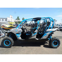 Utv Can Am Maverick Max 1000r Xds Turbo 2016 - Palermo Bikes