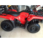 Honda Rancher 420 0km 2015 4x2 Rojo Moto Sur
