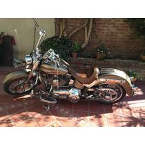 Harley Davidson Cvo Softail Convertible 1800 Año 2012