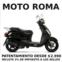 Motomel Sym Fiddle 150 S 100% Mercadopago 5263-7662