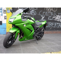 Kawasaki Ninja 250r Motos March Impecable