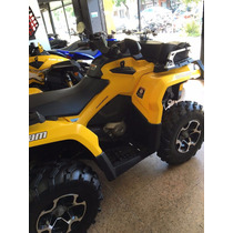 Can Am Outlander 1000 Modelo 2013 Con 1050 Km